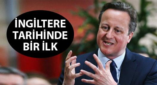 İlk kez bir İngiltere başbakanı ne kadar vergi ödediğini açıkladı