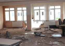Kilis'te roketli saldırının ardından 2 kişi gözaltına alındı