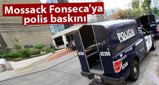 Panama Belgeleri: Mossack Fonseca'ya polis baskını