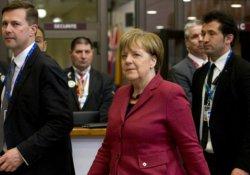 Alman Sözcü: Merkel Kilis'teki törene katılmayacak