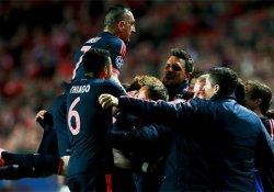 Bayern Münih, yarı finalde