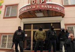DBP eşbaşkanları tutuklandı