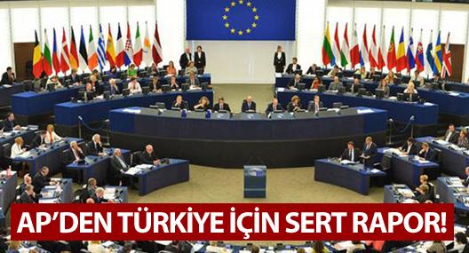 AP'den, bugüne kadar hazırlanan en olumsuz 'Türkiye raporu'
