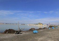 Van Gölü'nde 5 Ton Çöp Toplandı