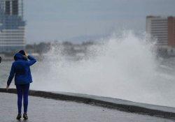 Meteoroloji'den 5 il için kuvvetli rüzgar uyarısı