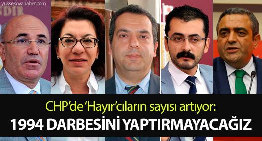 CHP içinde 'dokunma' krizi... Kılıçdaroğlu destek bulamadı