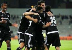 Beşiktaş, Sivasspor'u 2-1 yendi