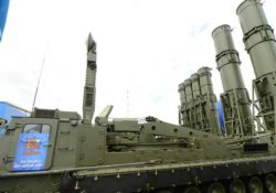İran Rus S-300 füze sistemini sergiledi