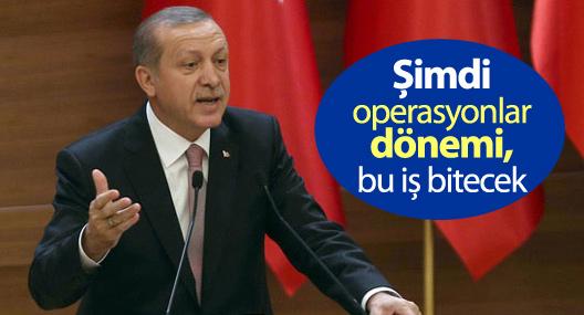 Erdoğan: Böyle dokunulmazlık olur mu, dokunulursunuz