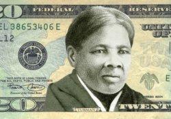 ABD Doları'nda ilk kez siyah bir kadının portresi olacak