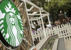 Güney Afrika'daki ilk Starbucks açıldı