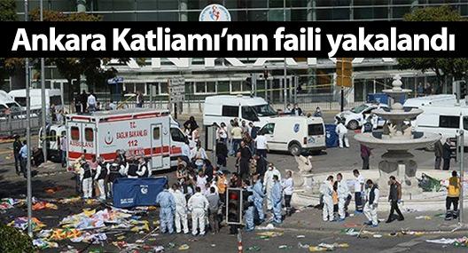 Ankara Katliamı'nın faili yakalandı