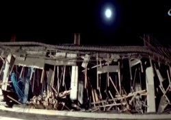 Belediye inşaatı çöktü: 4 işçi yaralı