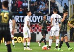 Beşiktaş, Akhisar'da yine kazanamadı