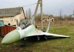 85 bin euroya ikinci el savaş uçağı
