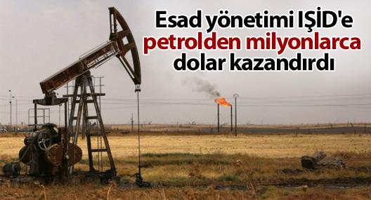 Telegraph: Esad yönetimi IŞİD'e petrolden milyonlarca dolar kazandırdı