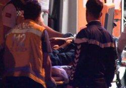 Gece kulübüne silahlı saldırı: 4 yaralı