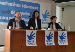 Barış Bloku: Teklifi reddedin