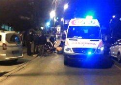 Beyoğlu'nda pompalı tüfek dehşeti: 3 yaralı