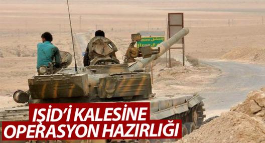 Rusya: Suriye ordusu Rakka harekatına hazırlanıyor