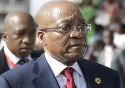 Güney Afrika Cumhurbaşkanı Zuma için yargı yolu açıldı