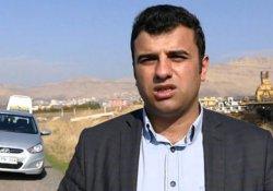 DBP Mardin İl Eş Başkanı Ömer Öcalan tutuklandı