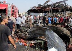 Irakta patlamalar: 32 ölü