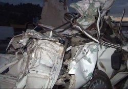 İzmir'de zincirleme trafik kazası: 1'i ağır 4 yaralı