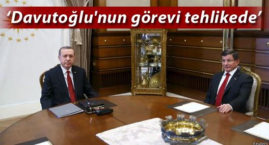 Financial Times: Davutoğlu'nun görevi vize anlaşması yüzünden tehlikede
