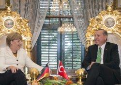 Merkel: Tüm koşullar yerine getirilmeli