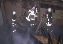 Antep'te yangın: 7 ölü