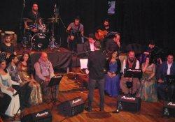 Kürt Kültür Sanat Festivali'nde açılış konseri