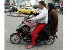 Kadınların tehlikeli yolculuğu