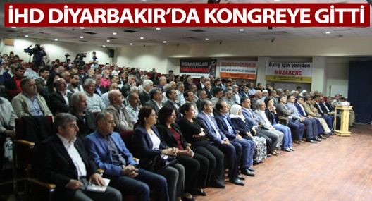 İHD Diyarbakır Şubesi yeni yönetimini belirledi