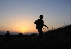Lice'de jandarma karakoluna saldırı: 2 asker yaralandı