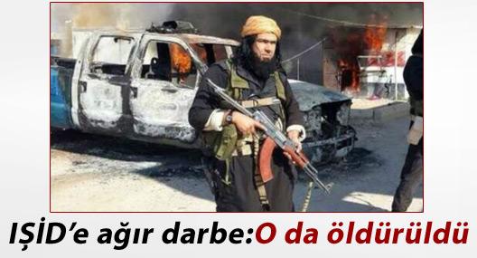 IŞİD'in üst düzey liderlerinden Ebu Vahib öldürüldü