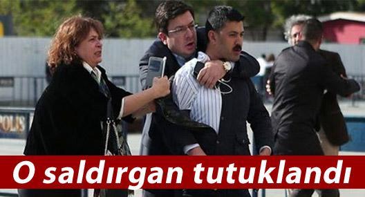 Can Dündar'a ateş açan saldırgan Murat Şahin tutuklandı