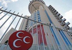 MHP Eskişehir il yönetimi görevden alındı