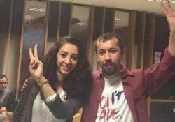 ÖHD'li avukatlar Sinan Zincir ve Raziye Öztürk serbest bırakıldı