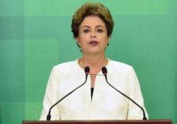 Rousseff görevinden uzaklaştırıldı