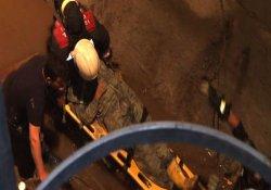 İstanbul'da 3 işçi metan gazından zehirlendi