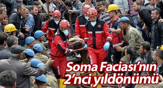 Soma Katliamı'nın 2. yılı
