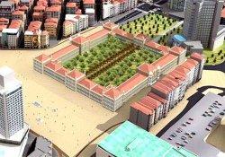 Gezi Parkı'na Topçu Kışlası projesi Danıştay'dan da geçti!
