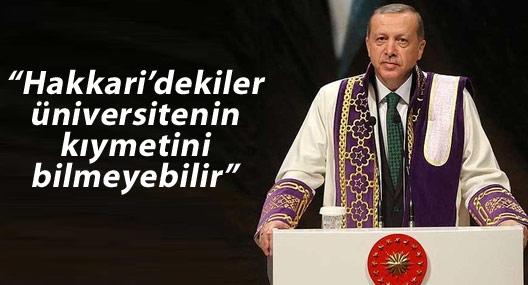 Erdoğan: Eski Türkiye'nin elitlerinin yapmayacakları ihanet yoktur