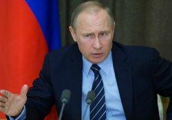 Putin: 'Bu kesinlikle tek taraflı bir oyun olamaz'