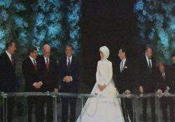 Erdoğan'ın kızı evlendi