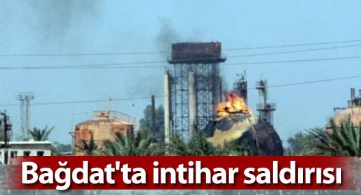 Bağdat'ta tüpgaz tesisinde intihar saldırısı