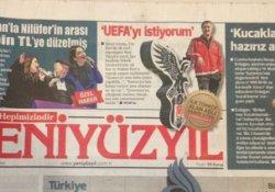 Yeni Yüzyıl Gazetesi kapatıldı