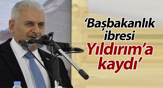 Selvi: Başbakanlık ibresi Yıldırım'a kaydı