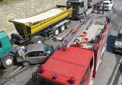 İstanbul'da kaza: Ölü ve yaralılar var